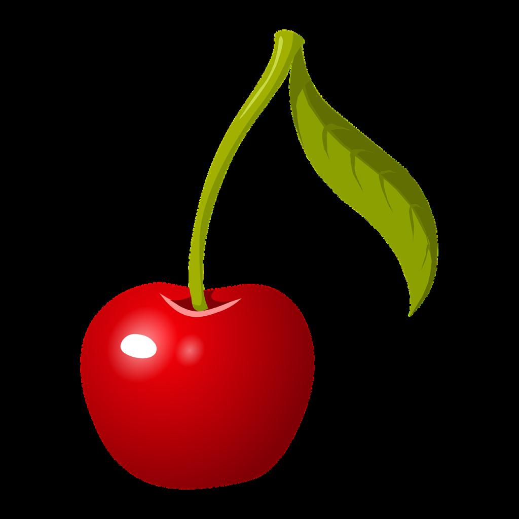 cherry, fruit, food
